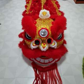 Lion dance costume professional
