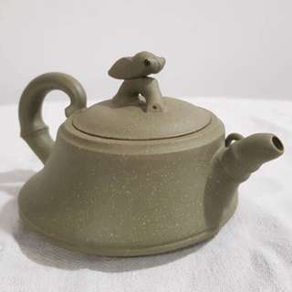 Famous Antique Imperial Teapot