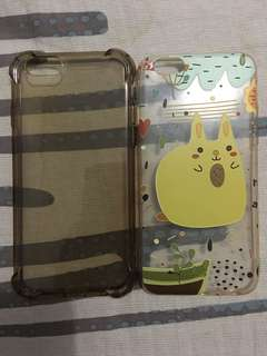 Anticrack dan softcase iphone 6
