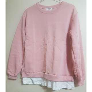 BNIB Korea Sweater in Pink