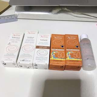 Avene Sample product