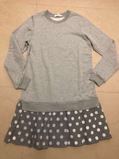 CLU too sweater dress