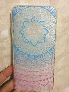 圖騰曼陀羅 iphone6s case 手機殼