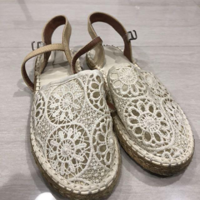 2手女用涼鞋