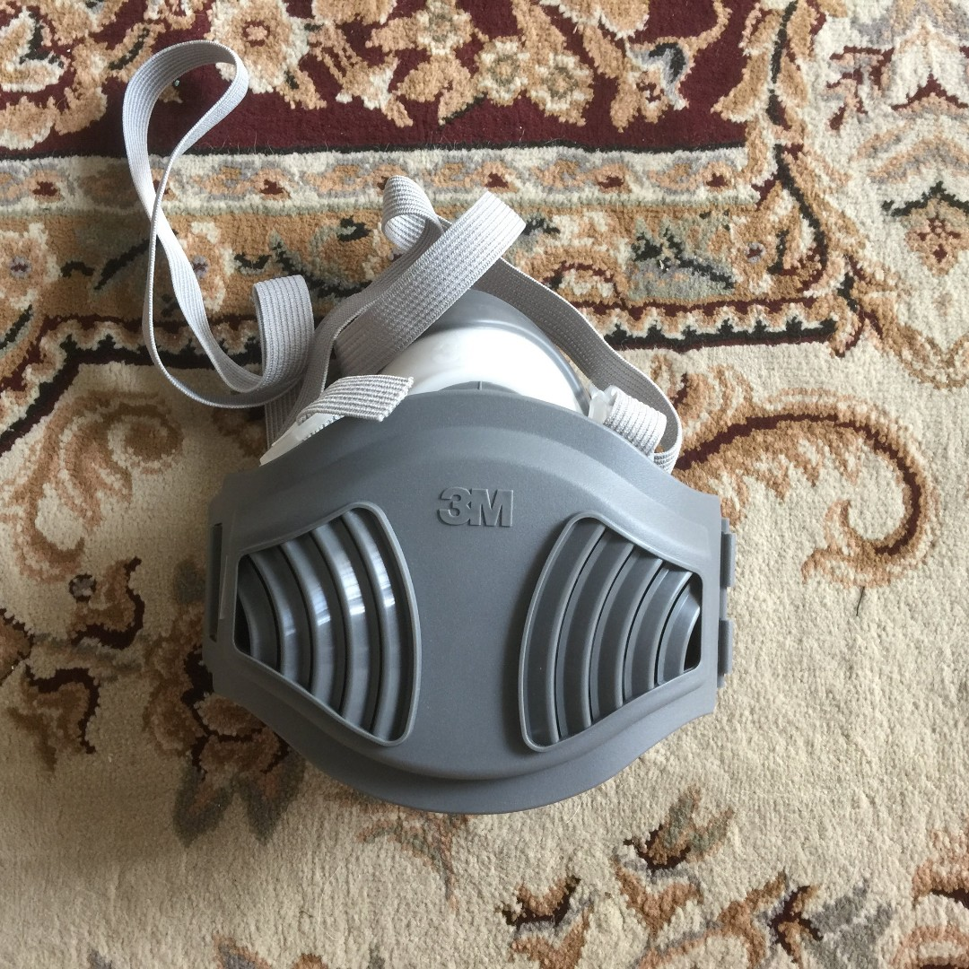 3M Haze Filter Safety Face Mask ( Gas Mask / Gas Filter )