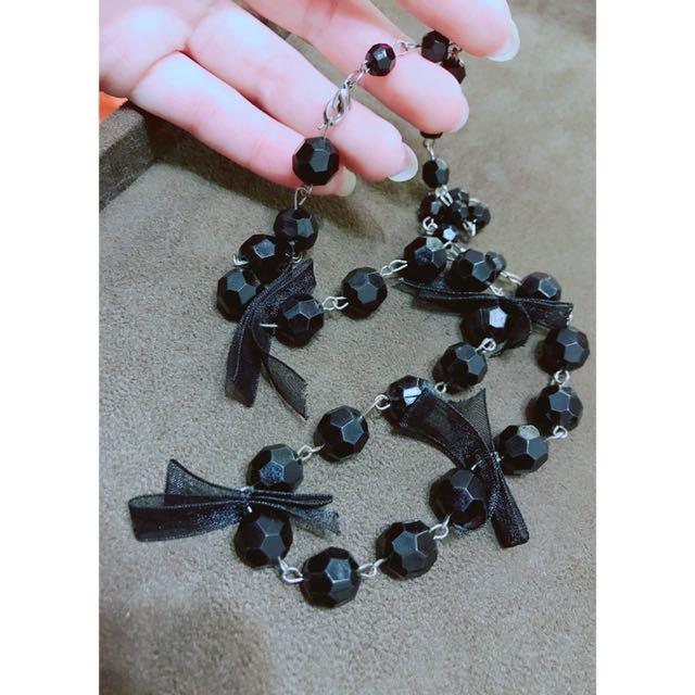 串珠項鍊、手鍊