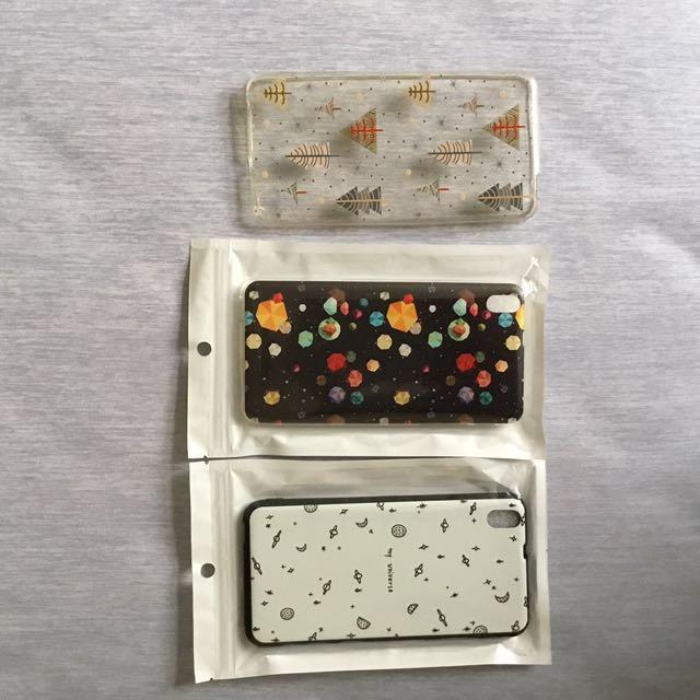 手機花紋軟殼