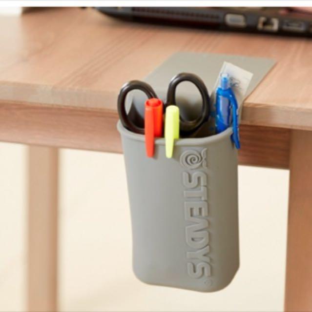 矽膠桌邊收納袋