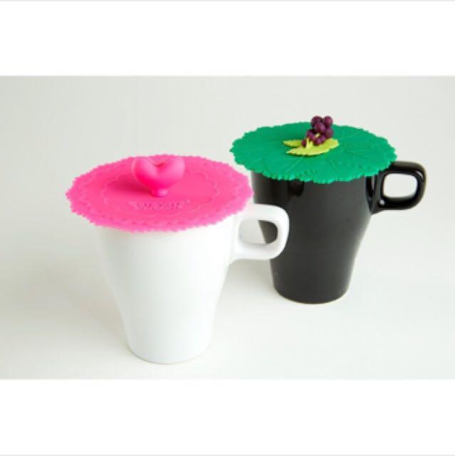 防塵防蟲矽膠杯蓋