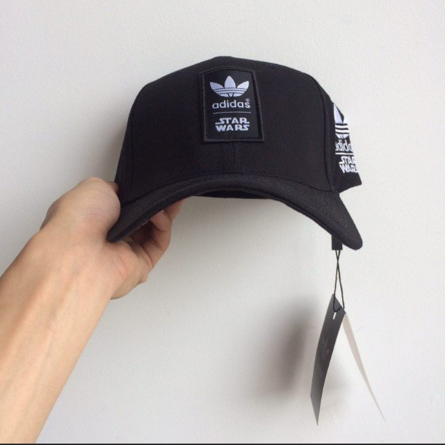 54521a691c4a2 Adidas Cap - Star Wars Edition