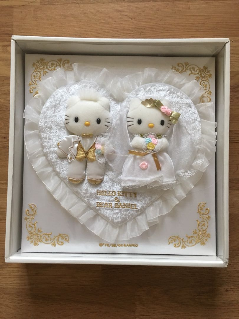 Album foto wedding hello kitty sanrio