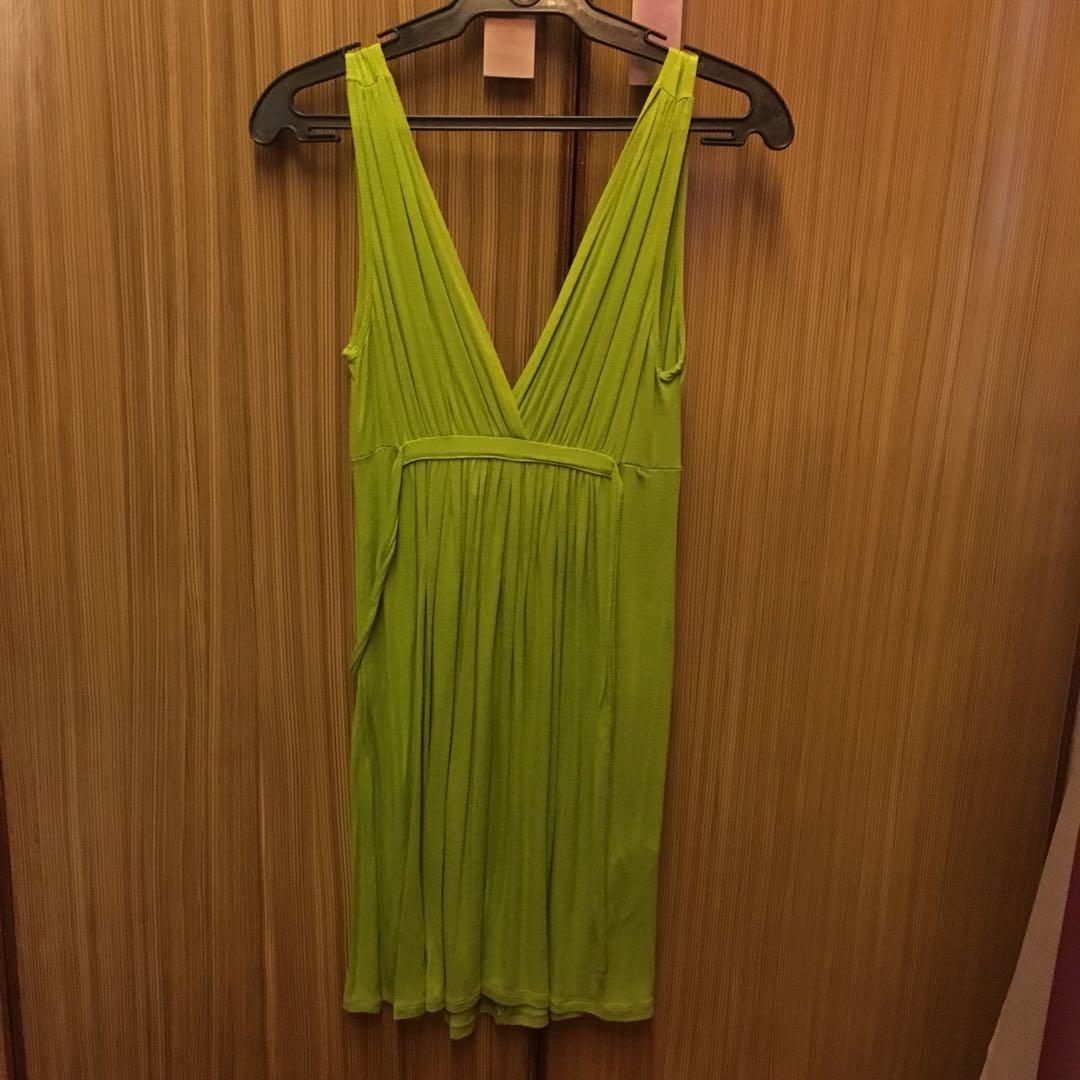 Apple Green Zara Dress