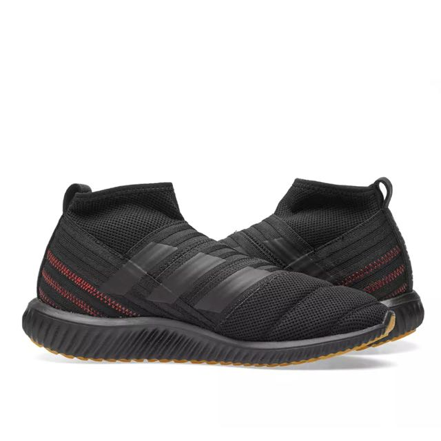 9292bae24 Authentic ADIDAS CONSORTIUM NEMEZIZ MID CUT TR Core Black   Red ...