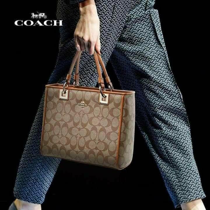 Authentic Coach 2 way bag