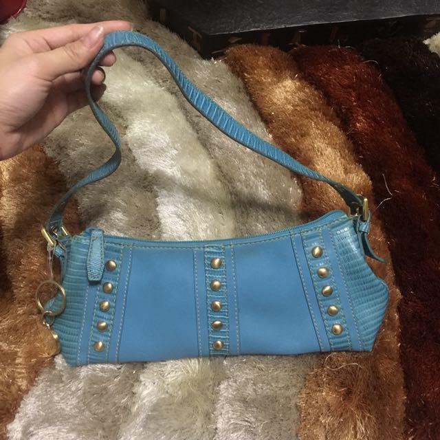 Authentic Nine West mini hand bag