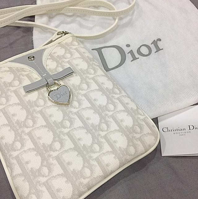 a70118a0bf Authentic Pre-loved Christian Dior Sling Bag -Repriced , Luxury ...
