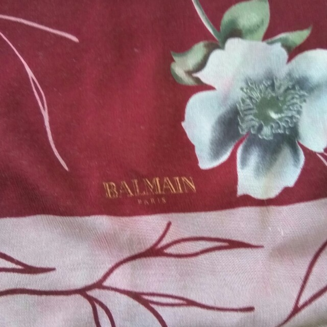 Authentic scarf Pierre balmain