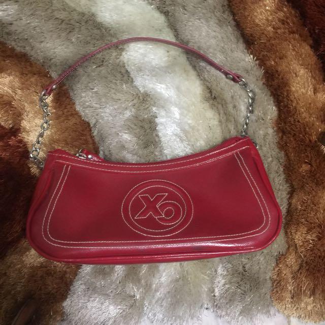 Authentic XOXO mini hand bag