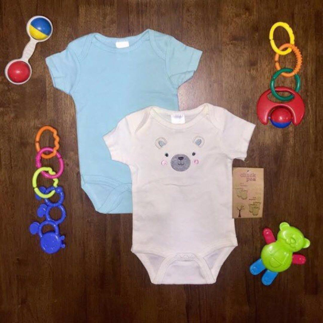 BabyGear 2pc Bodysuit