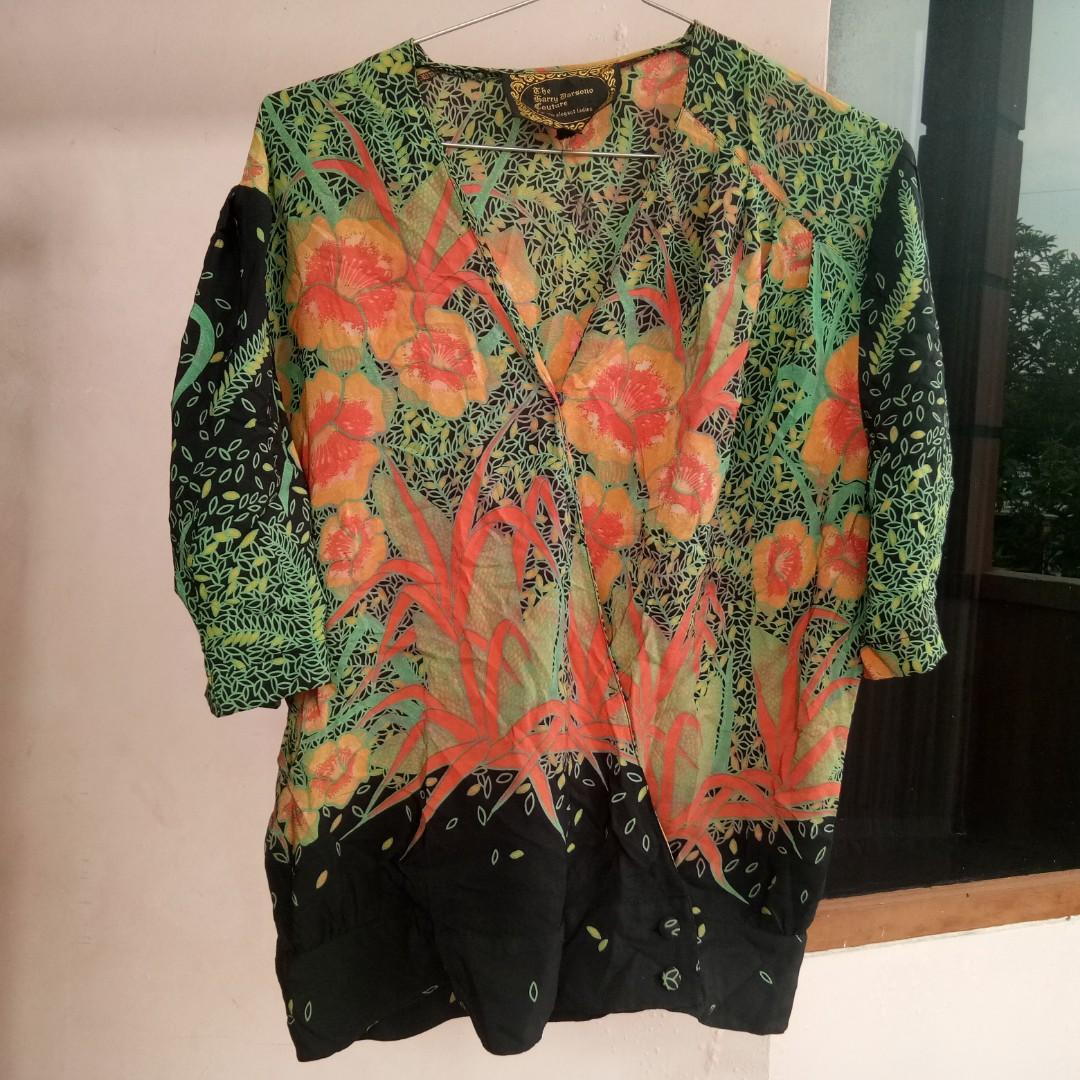 Batik Kimono Harry Darsono
