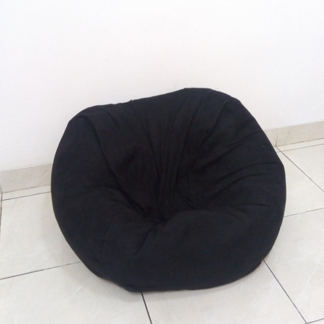 Stupendous Bean Bag Murah Home Furniture On Carousell Machost Co Dining Chair Design Ideas Machostcouk