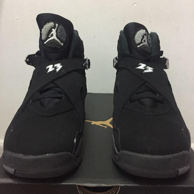 7024300c056 BNIB Nike Air Jordan 8 Retro Chrome BG 6Y/EUR 38.5, Women's Fashion, Shoes  on Carousell