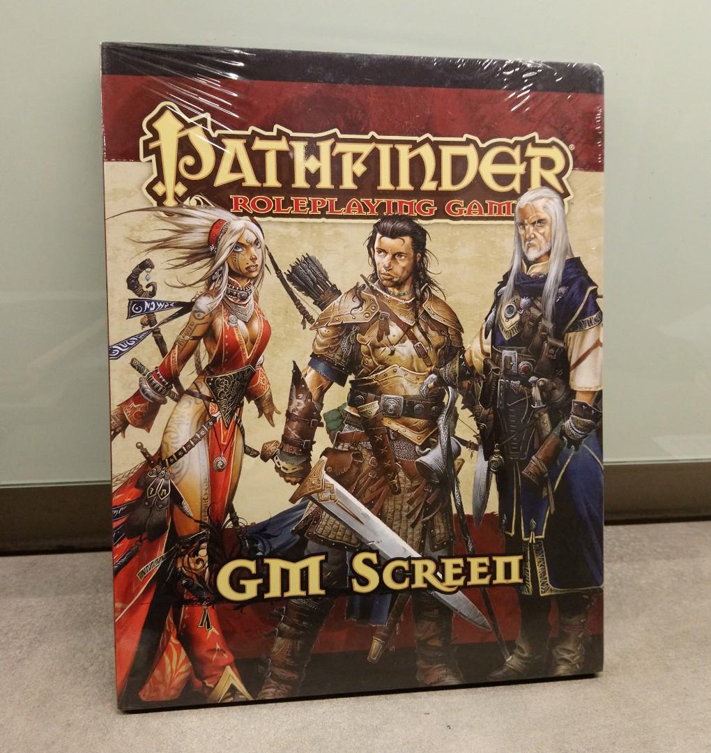 how to dm pathfinder