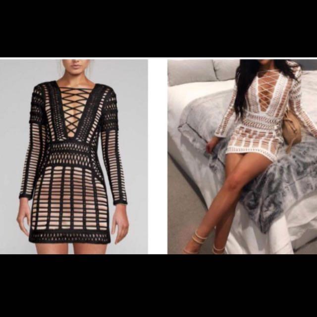 BNWT Eliya The Label Baxter Dress - White