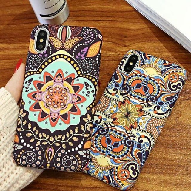 Bohemian Style Case for iPhone