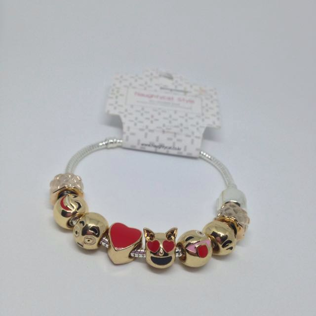 Bracelet with Cute Charms