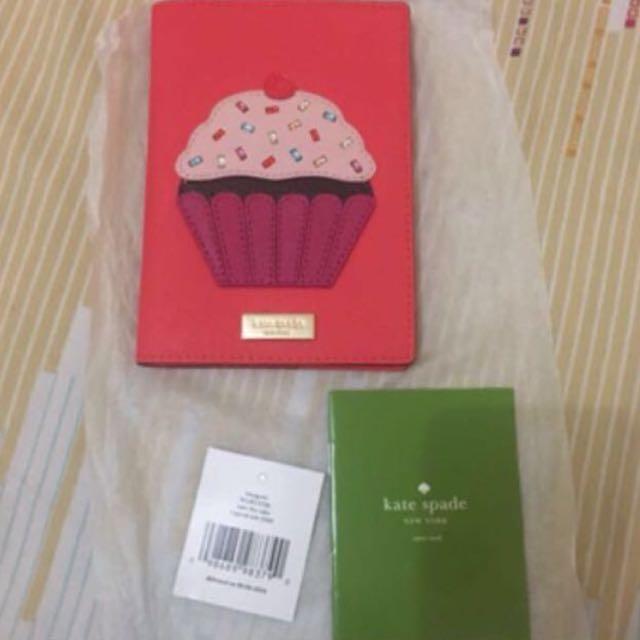 Brand new kate spade cupcake wallet