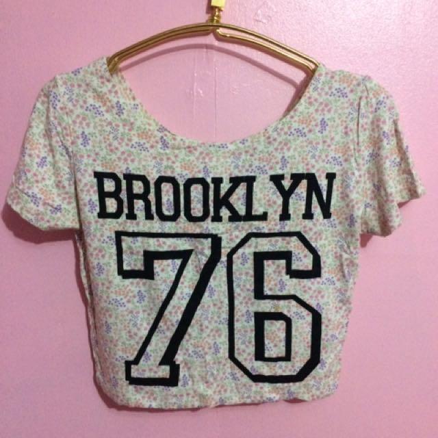 Brooklyn croptop