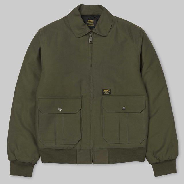 Carhartt WIP Aviator Jacket 厚 外套 夾克