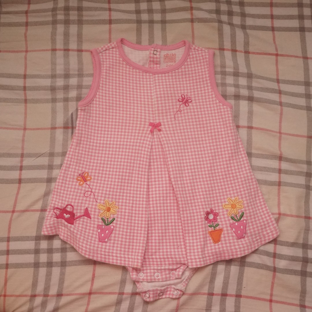 Carter's Baby Dress 2yrs old