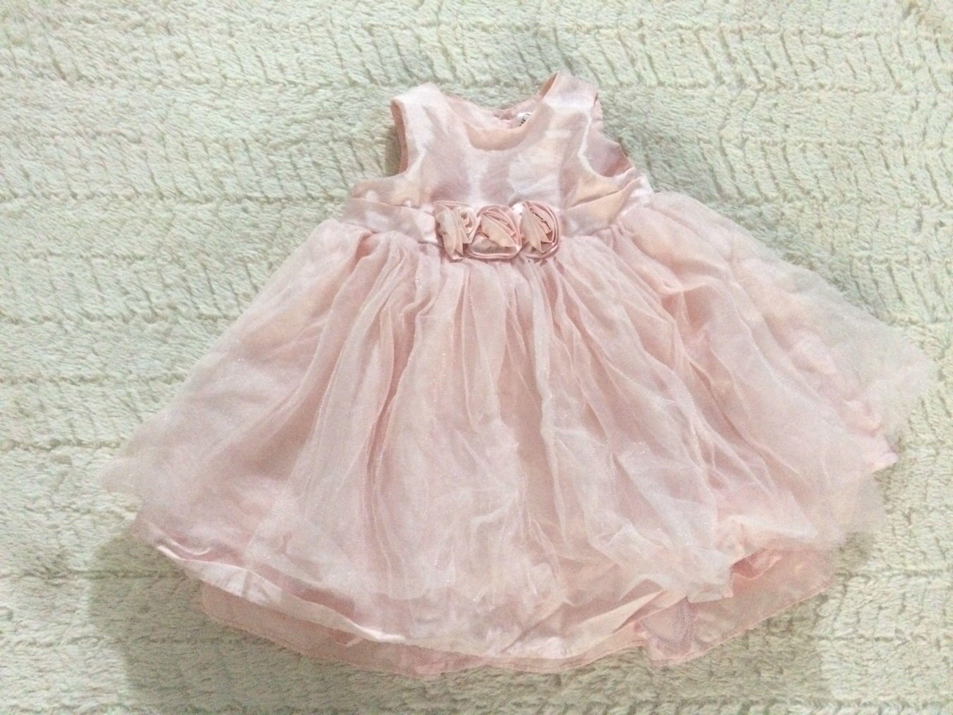 Cherokee Baby gown
