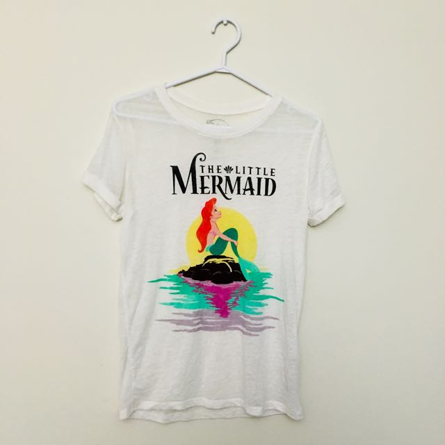 Disney The Little Mermaid Shirt