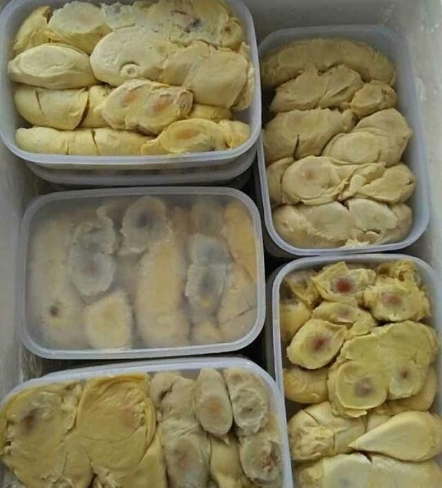 Durian asli medan