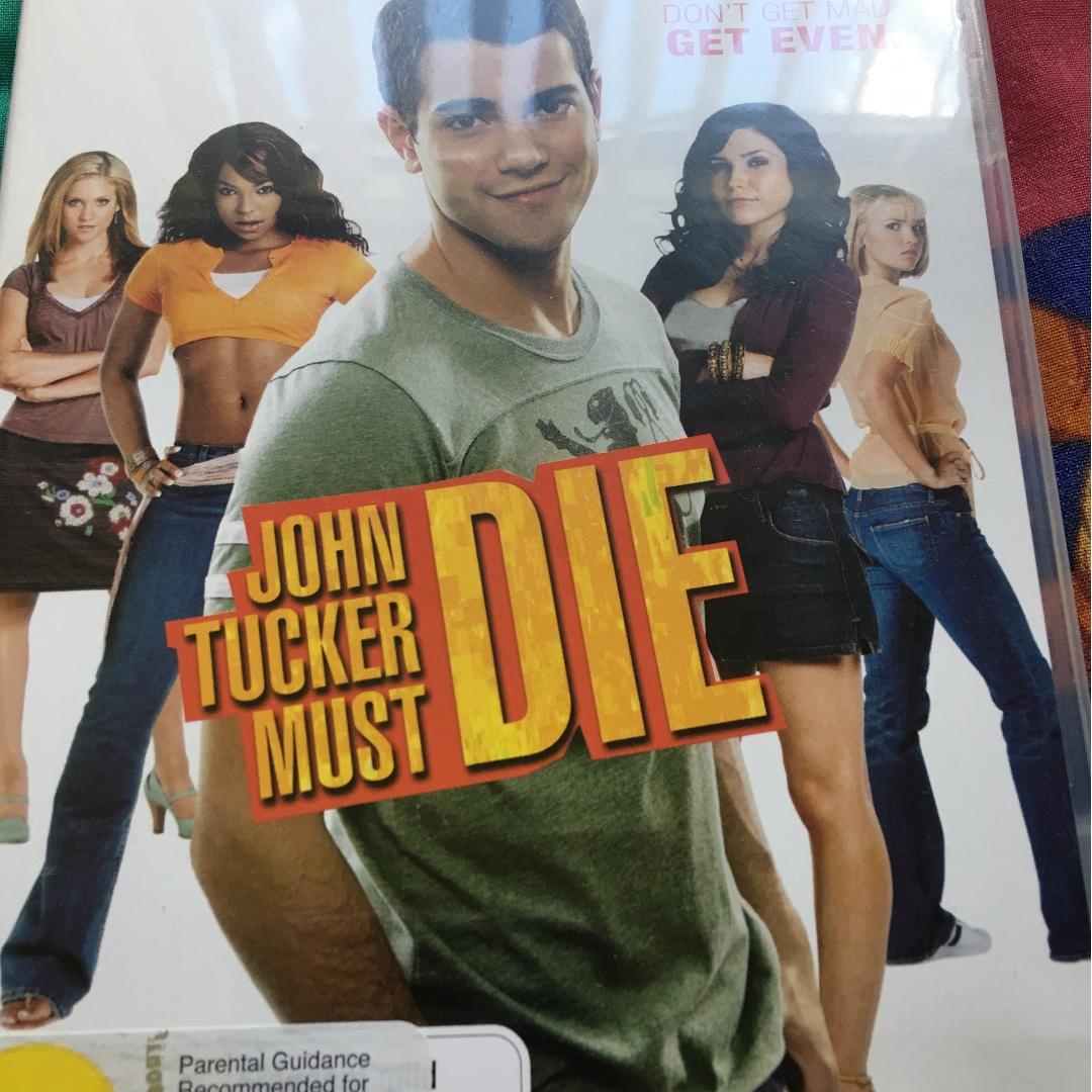 DVD - John Tucker Must Die