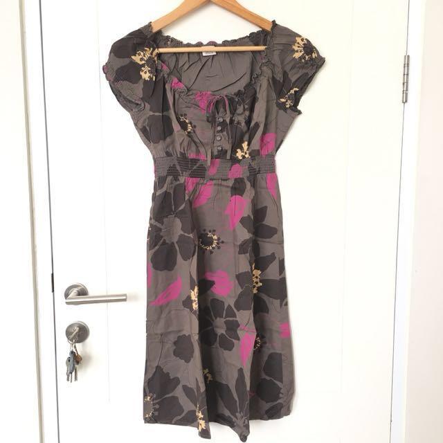 Esprit Flowery Dress