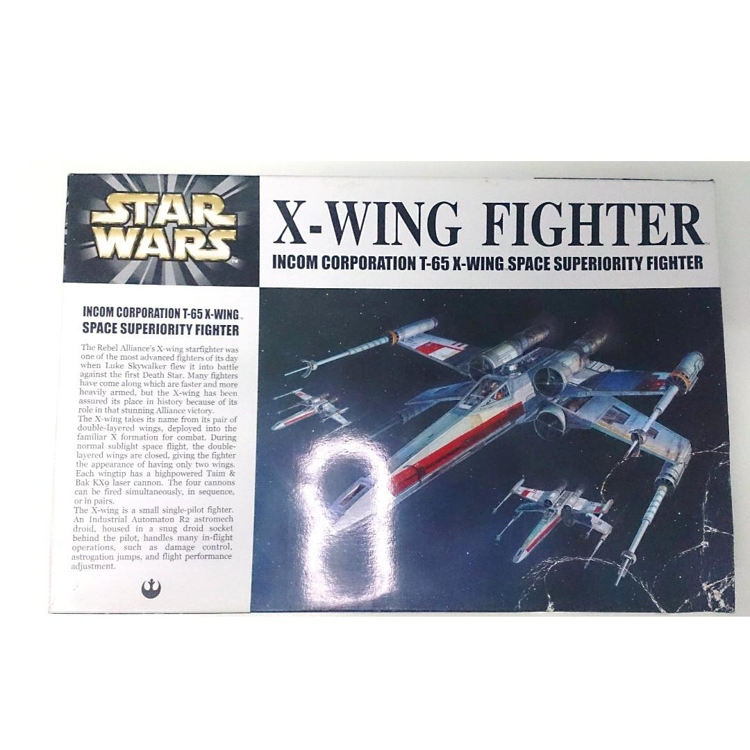 FineMolds  1/72 Star Wars  X-Wing Fighter  星際大戰 戰機