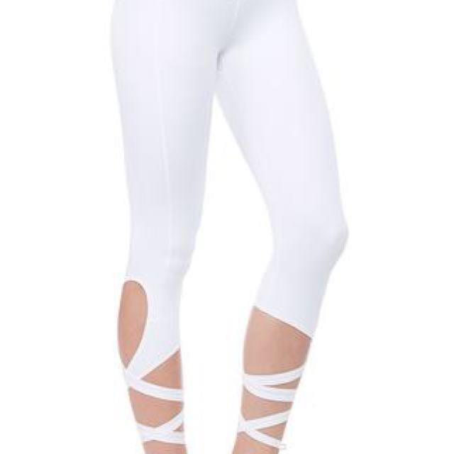 Flexi Lexi ballet yoga leggings - S/M