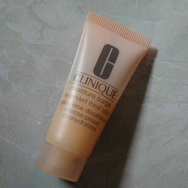 Free clinique moisture surge