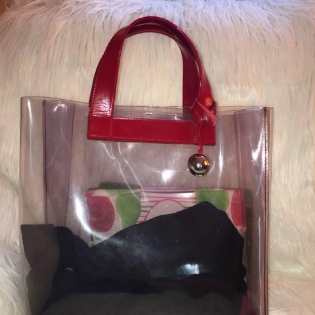 Furla Open Tote Bag