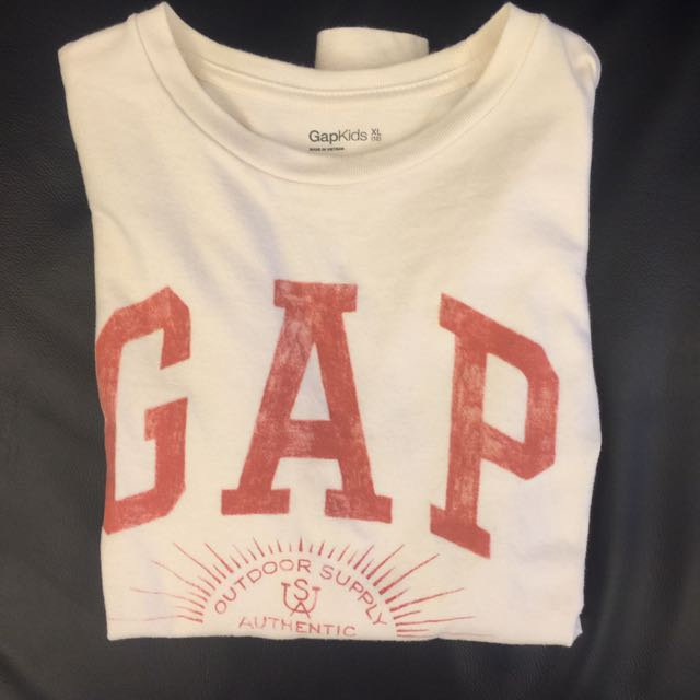 Gap 薄長袖(大童)