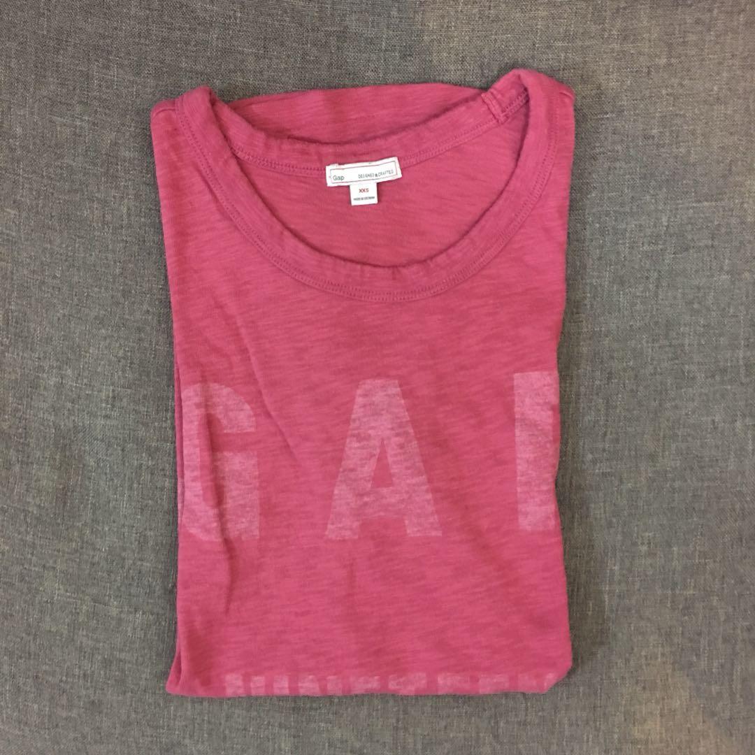 GAP Maroon Tshirt