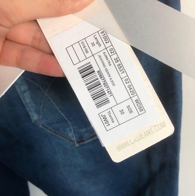 Gas jeans jeggings - Sz 30/30