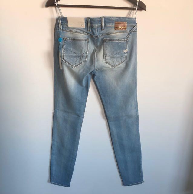 Gas Jeans Sheyla - blue Sz 27/30
