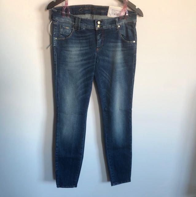 Gas skinny jeans Sheyla - Sz 29/30