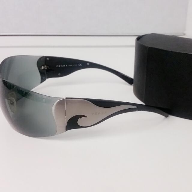 Genuine Prada Shield Sunglasses SPR58F RP$350