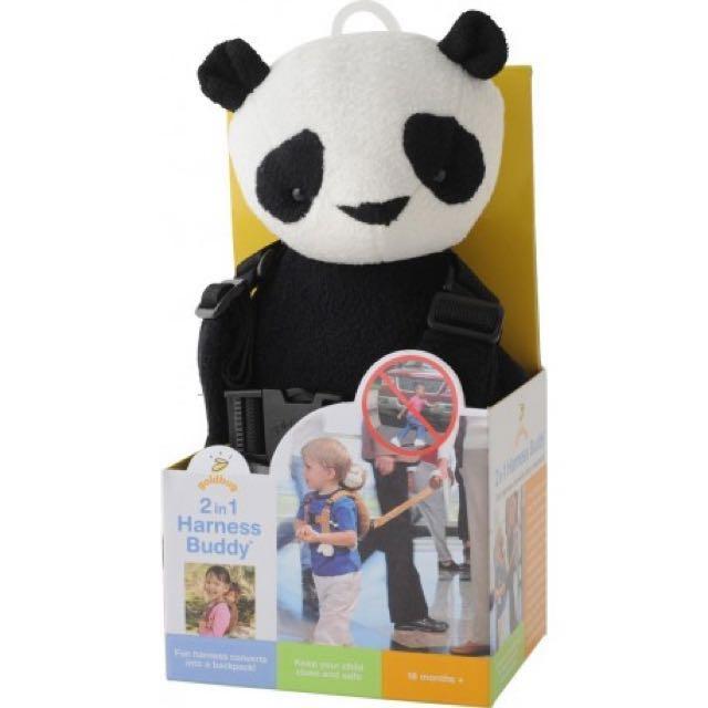 Goldbug Panda Child's Harness Buddy